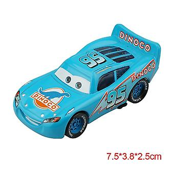 2/3 Lightning Mcqueen Mater Jackson Storm 1:55 Diecast Metal Alloy Car, Model