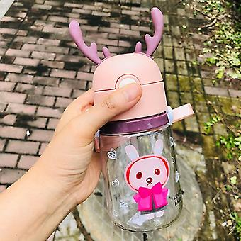 Baby Bottle- Anti Colic Air Vent Wide Neck Natural Nursing Feeding Bottle