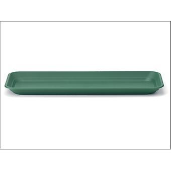 Stewart Balcony Trough Tray Green 70cm 2146019