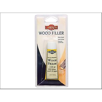Liberon Wood Filler Antique Pine 125ml