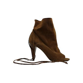 Vince Camuto Womens Avera Peep Toe Ankle Fashion Boots