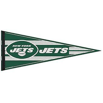 Wincraft NFL Felt Pennant 75x30cm - New York Jets 2019