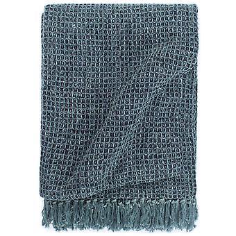 Roll cotton 160x210 cm indigo blue
