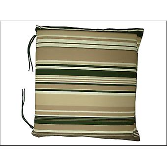 Home Hardware Outdoor Box/Carver Slab Cushion x 2 Riviera Stripe