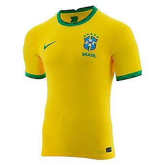 2020-2021 ブラジルホームシャツ