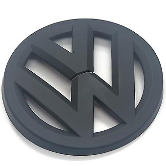 Matt Black VW Volkswagen Golf MK7.5 Rear Boot Lid badge Emblem 115mm