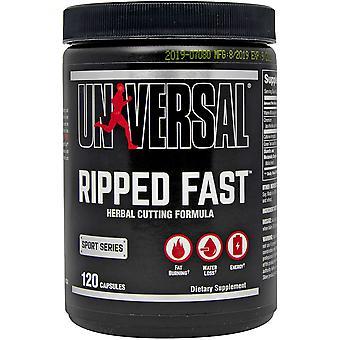 Universal Nutrition Repäisi Nopeasti - 120 Kapselit - Shed ylimääräinen veden paino