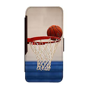 Basketball iPhone 12 / iPhone 12 Pro Wallet Case