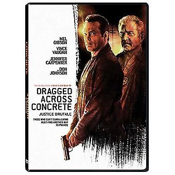 Draged Across Concrete (Justice Brutale) [DVD] Usa:n tuonti