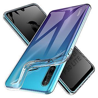 Coque Pour Huawei P30 Lite, Housse De Protection En Silicone De Haute Qualité, Transparent