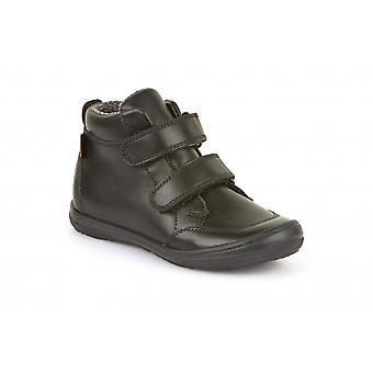 FRODDO Double Velcro Short Boot Black