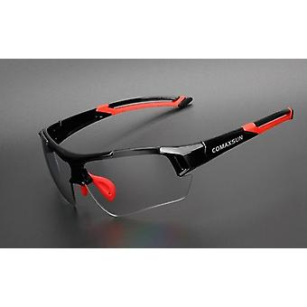 Cycling Discoloration Glasses