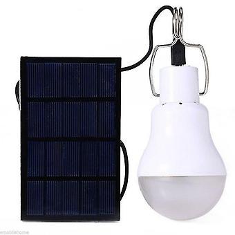 Lampe d'énergie solaire chargée par la lampe led