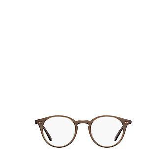 Garrett Leight CLUNE matte espresso unisex eyeglasses