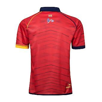 אספנה רוגבי ג'רזי חולצת ספורט ספרדית