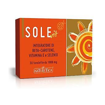 Sole Vit 30 tablets