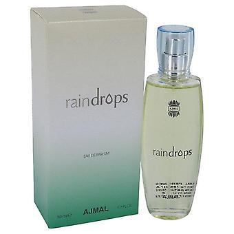 Ajmal Raindrops Eau De Parfum Spray By Ajmal 1.7 oz Eau De Parfum Spray