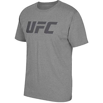 UFC 235 Tonal Logo T-Shirt - Gray