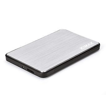 Pjp elektronika vysokorychlostní usb 3.0 pevný disk skříň pro 2,5 palce sata, notebook pevný disk caddy, wof37897
