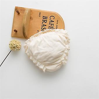 Nyári újszülött rövidnadrág puha 100% pamut csíkos pp nadrág