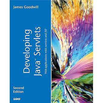 تطوير جافا سيرفيتس من قبل جيمس النوايا الحسنة -- 9780672321078 كتاب
