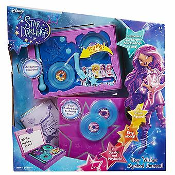 Disney star darlings journal musical