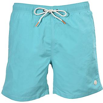 Scotch & Soda Classic Swim Shorts, Azure Blue