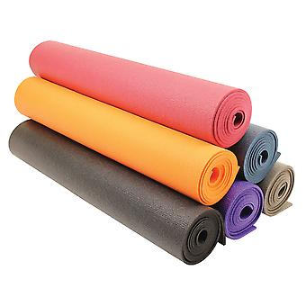Fitness Mad Studio Pro Yoga & Fitness Mat 4.5mm Available in Many Colours