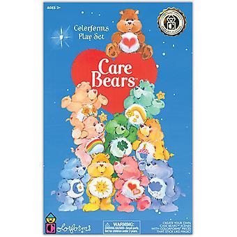 Colorforms Care Bears Retro Play Set USA import