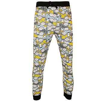 The Simpsons Mens Homer Lounge Trousers