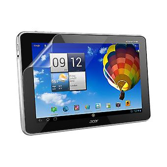 Celicious Matte Anti-Glare Screen Protector Film Compatible with Acer Iconia A510 Olympic Tab 10.1 [Pack of 2]