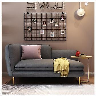 الويب المشاهير الميزانية الشمال القماش الفن Ins أريكة لغرفة تأجير شقة صغيرة