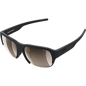 POC Define, Unisex-Adult Sunglasses, Black(Uranium Black/Black), BSM(2)