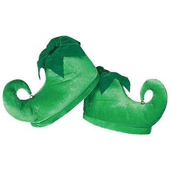 روبي & أبوس؛s ديلوكس إلف أحذية، الأخضر، حجم واحد