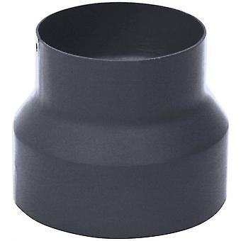 -Flam Rohr-Verkleinerung, 150 mm auf 130 mm, hitzebeständige Senotherm-Beschichtung,
