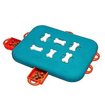 Interactive puzzle game dog toys,looking for food toys az5327