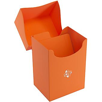 Gamegenic 80-Card Deck Holder - Oranje