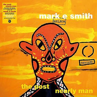 Mark E. Smith - El Post Casi Hombre Vinilo Claro