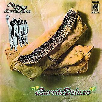 Den flygande Burrito Bros. - Burrito Deluxe Vinyl