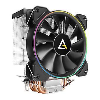 Antec A400 RGB Kylfläns & Fläkt, Intel & AMD-uttag, Silent RGB PWM-fläkt, Direktrör Värmerör