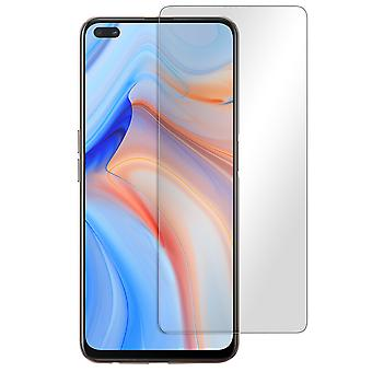 Protective film Oppo Reno 4Z Tempered Beveled Glass 4Smarts Second Glass Clear