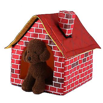 Dog House For Small Dog 39x41x44cm