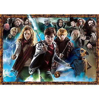 Ravensburger Harry Potter Legpuzzel (1000 stukjes)