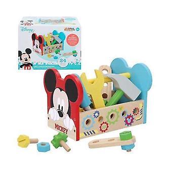 Toolbox Mickey Mouse Disney Wood (21 cm)
