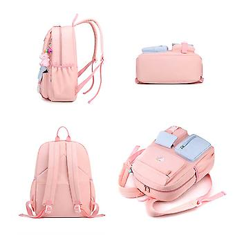Student Backpack - School, Travel, or Work Bookbag with Large Compartment