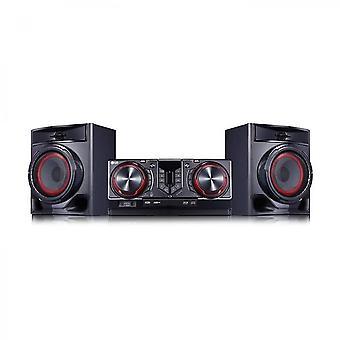 Lg Cj44 Micro Stereo Bluetooth System