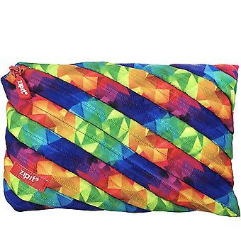 Fresh Colorz Twister Federmäppchen, Jumbo-Etui, Kaleidoskop