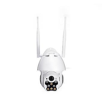 WiFi 1080P HD Vandtæt Udendørs IP IR Sikkerhed Kamera PTZ Pan Tilt Night Vision ONVIF