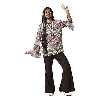 Kostüm für Erwachsene Hippie