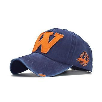 المطرزة قبعة البيسبول للفرق قبعة كبيرة في الهواء الطلق جديدة